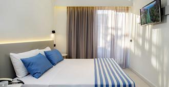 阿卡迪酒店 - 干尼亞 - 哈尼亞 - 臥室