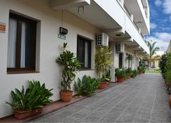 Apart Hotel Ref - Ciudad de Salta - Edificio