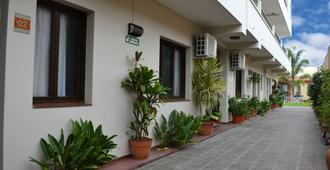 Ref Apart Hotel - Salta - Edificio