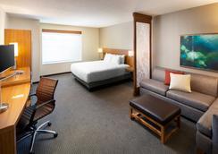 Hyatt Place Sumter/Downtown - Sumter - Bedroom