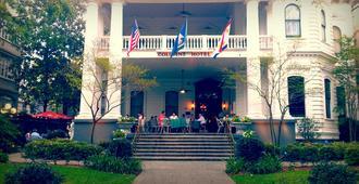 The Columns Hotel - Nueva Orleans - Edificio