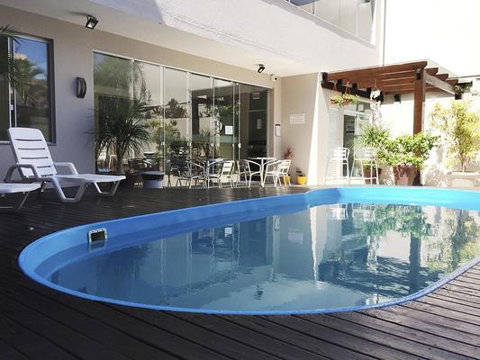 Das Nações Hotel - Florianópolis - Piscina