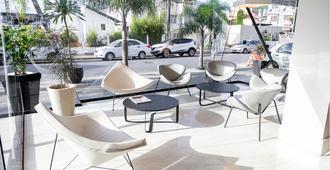 Das Nações Hotel - Florianopolis - Βεράντα