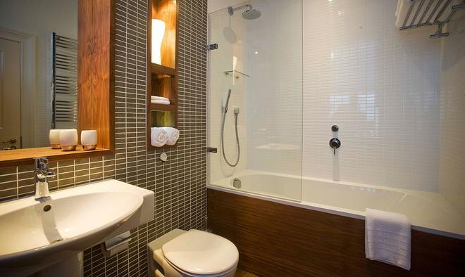 Fraser Suites Edinburgh - Edinburgh - Bathroom