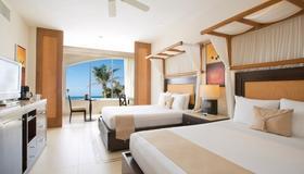 科雷圖倫水療渡假酒店 - 只招待成人 - 式 - 圖倫 - 圖盧姆 - 臥室