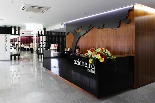 Azinheira Hotel - Fátima - Front desk
