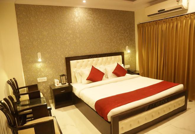 Hotel Eurasia - Τζαϊπούρ - Κρεβατοκάμαρα
