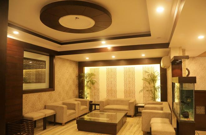Hotel Eurasia - Τζαϊπούρ - Σαλόνι ξενοδοχείου