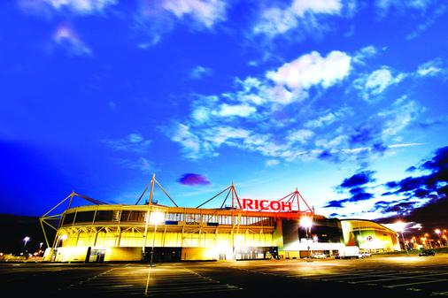 DoubleTree by Hilton at the Ricoh Arena - Coventry - Coventry - Rakennus