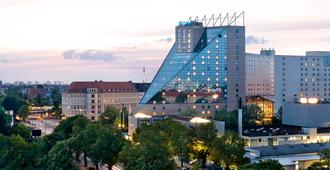 Estrel Berlin - Berlín - Edifici