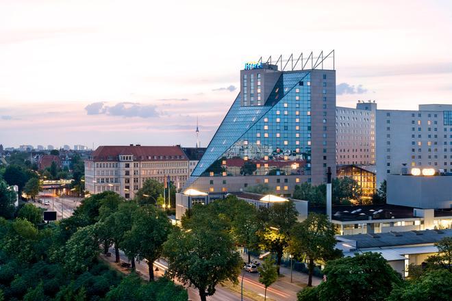 Estrel Berlin - Berlín - Edificio