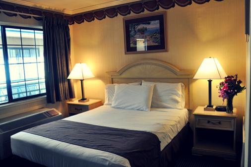 San Francisco Inn - San Francisco - Makuuhuone