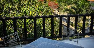 Casa Ines - Santa Marta - Balcony