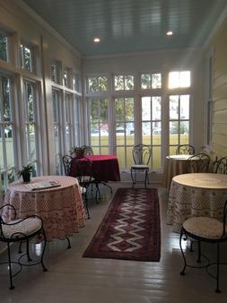 Barksdale House Inn - Charleston - Ruokailuhuone