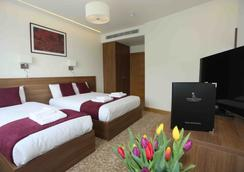 London Kings Hotel - Lontoo - Makuuhuone