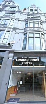 London Kings Hotel - Lontoo - Rakennus