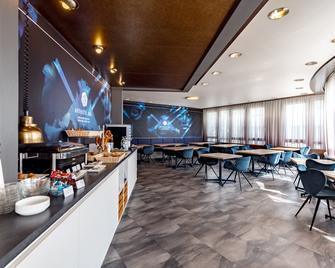 Arthotel ANA Elements - Ройтлінген - Ресторан
