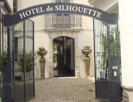 Hotel de Silhouette - Biarritz - Κτίριο