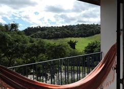 Pousada Vista Verde - Cunha - Balcony