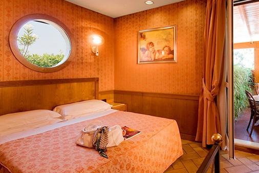 Comfort Hotel Bolivar - Roma - Stanza da letto