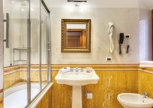 Comfort Hotel Bolivar - Roma - Bagno