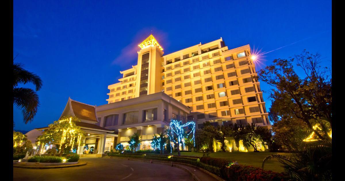 Champasak Grand Hotel $47 ($̶5̶3̶). Pakse Hotel Deals