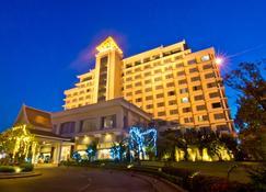 Champasak Grand Hotel - Pakse - Edificio