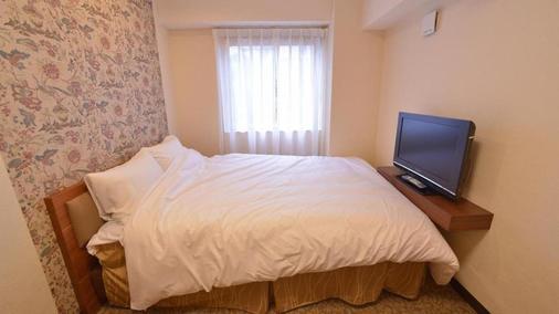 Okinawa Kariyushi Lch. Izumizaki Kenchomae - Naha - Phòng ngủ