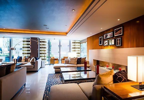 Marriott Executive Apartments London, Canary Wharf - London - Lounge
