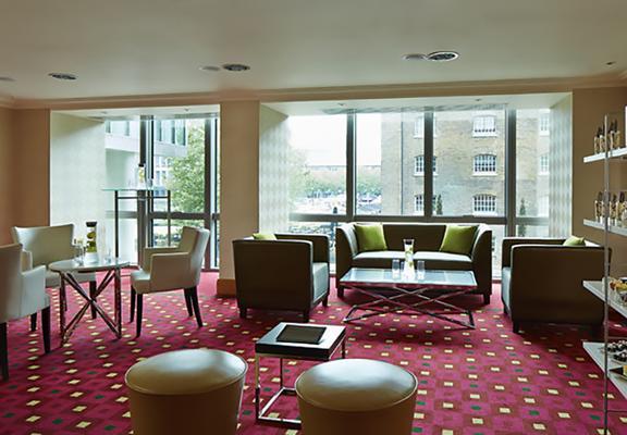 Marriott Executive Apartments London, Canary Wharf - London - Lobby