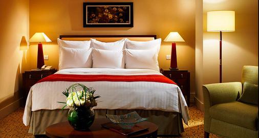 Marriott Executive Apartments London, Canary Wharf - London - Bedroom