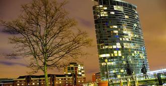 Marriott Executive Apartments London, Canary Wharf - Londres - Edificio