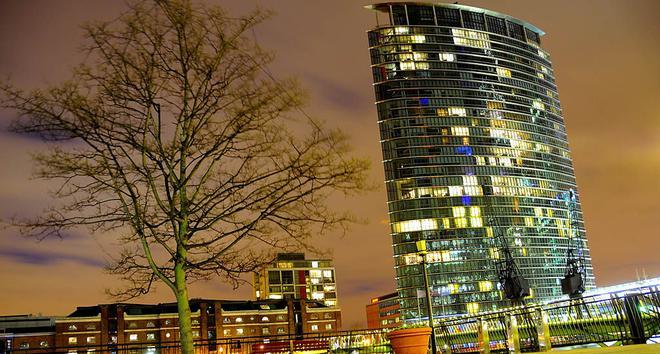 Marriott Executive Apartments London, Canary Wharf - London - Building