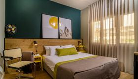 The White House Hotel At Dizengoff Square - Tel Aviv - Schlafzimmer