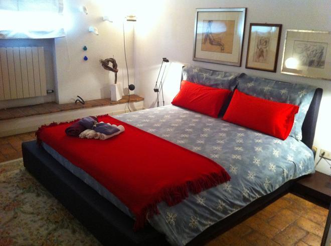 B&B Galleria Turchi - Montalcino - Bedroom