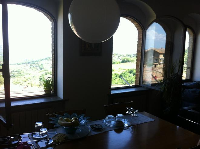 B&B Galleria Turchi - Montalcino - Dining room