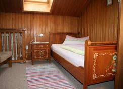 Gasthof Bayerisch Hausl - Bayerisch Eisenstein - Bedroom