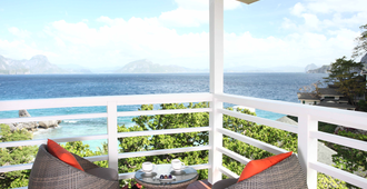 Matinloc Resort - El Nido - Balcony