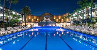 San Nicolas Hotel and Casino - אנסנדה - בריכה