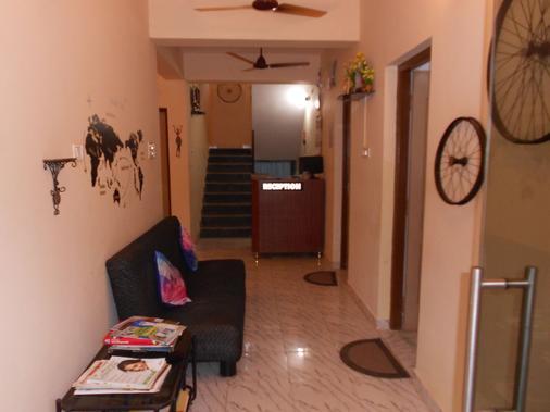 Casa Almeida Guest House - Candolim - Vastaanotto