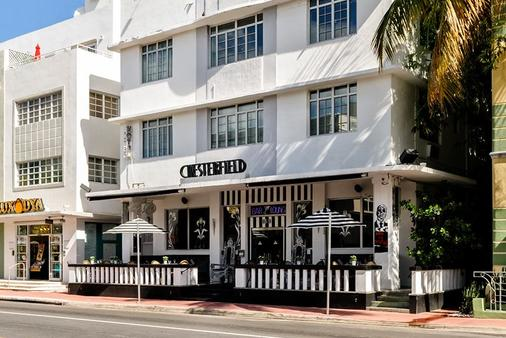 Chesterfield Hotel & Suites - Miami Beach - Edifício