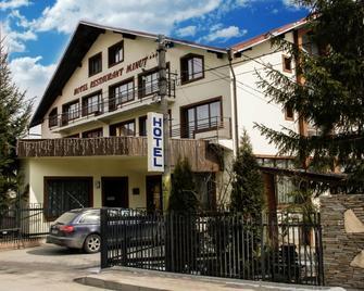 Hotel Minuț - Ватра-Дорней - Building