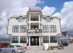 M Garni Hotel - Vranje - Building
