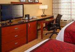Courtyard by Marriott Secaucus Meadowlands - Secaucus - Makuuhuone