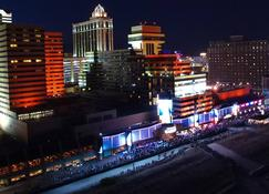Tropicana Atlantic City - Atlantic City - Rakennus