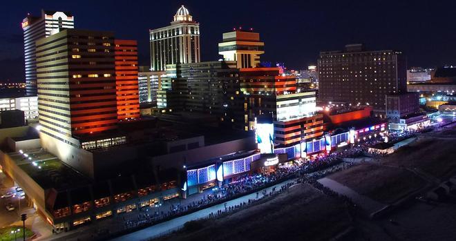 Tropicana Atlantic City - Atlantic City - Building