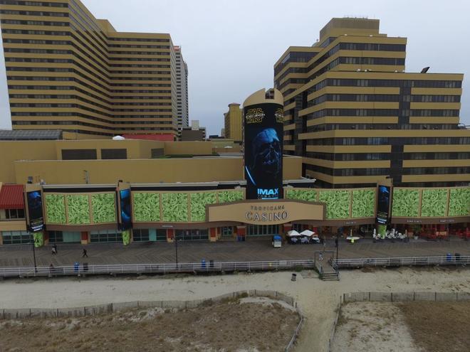 Tropicana Atlantic City - Atlantic City - Κτίριο