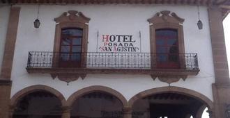 Hotel Posada San Agustin - Pátzcuaro - Κτίριο