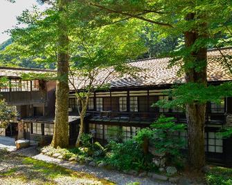 Houshi Onsen Chojukan - Minakami - Будівля