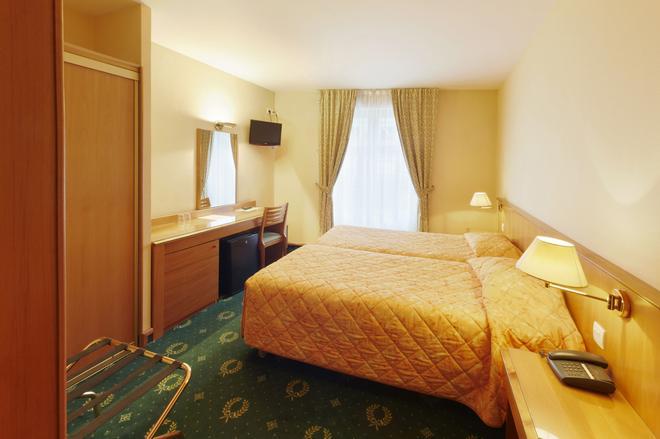 格勒內酒店 - 巴黎 - 巴黎 - 臥室